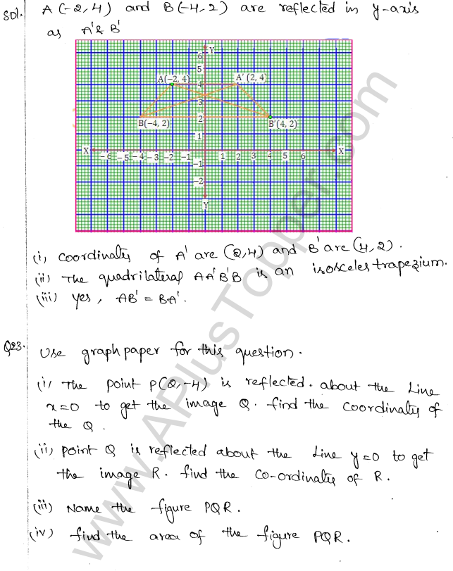 ml-aggarwal-icse-solutions-for-class-10-maths-chapter-10-reflection-12