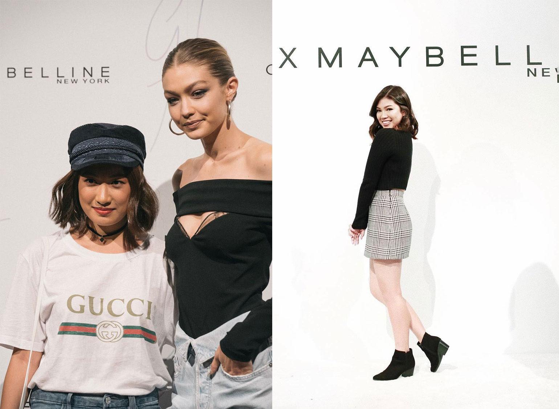 1 Gigi Hadid x Maybelline Philippines Lauren Uy - Janina Vela - Gen-zel She Sings Beauty