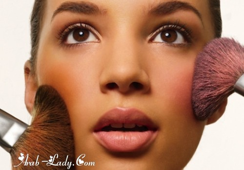 طريقة تنحيف الوجه ونحته بالمكياج كالمحترفات  طريقة تنحيف الوجه ونحته بالمكياج كالمحترفات 38471880902 c07d5df9b1