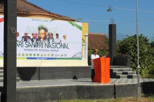 Upacara HSN 2017 YAPIP Bustanul Makmur Genteng Banyuwangi