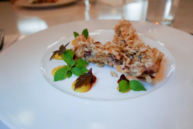 Crispy Octopus, Kalamansi Mayonnaise, Sweet Chili Jam