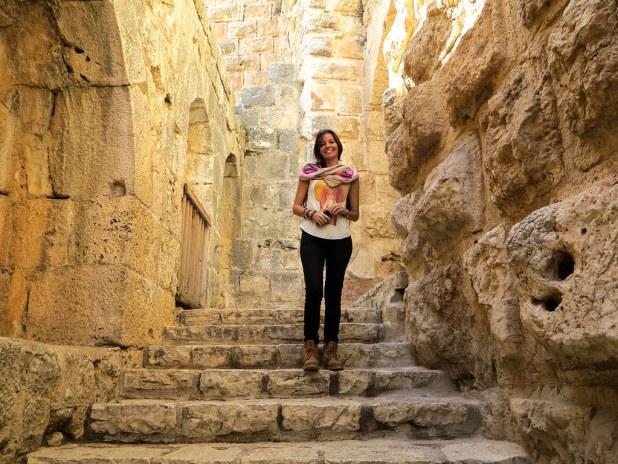 Visita al castillo de Ajloun