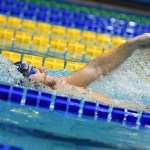Nuoto… nessuna distrazione!