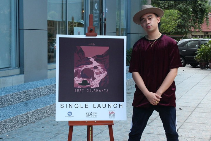 Alif Buat Comeback Lancar Single Baharu BUAT SELAMANYA