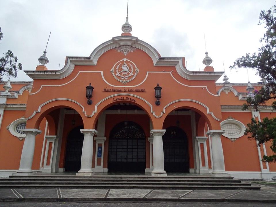Museo Nacional de Arte Moderno Carlos Merida Ciudad de Guatemala 01