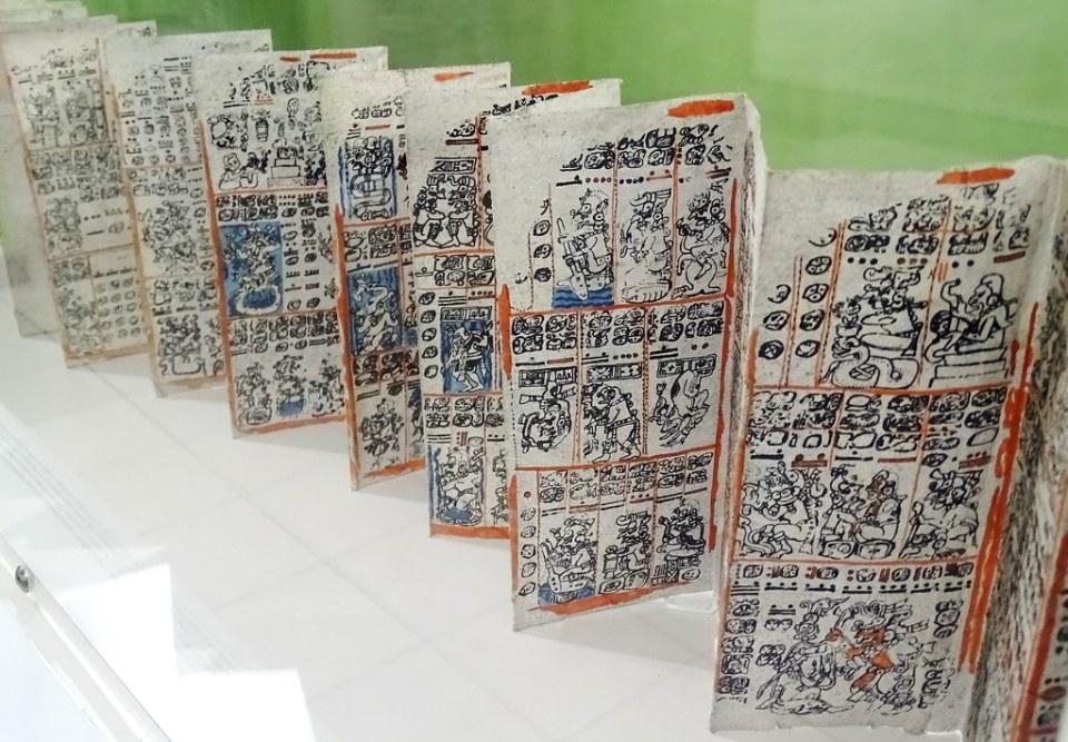 Museo Popol Vuh Codice Dresde Ciudad de Guatemala 02