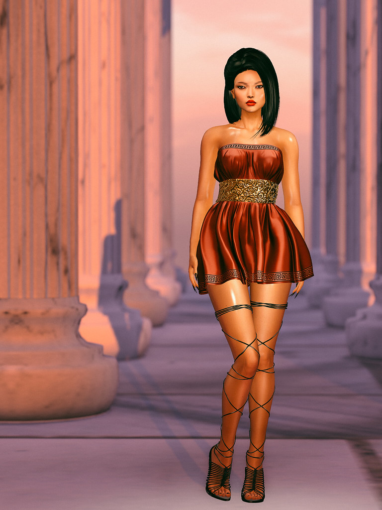 Dress Corintia by Lybra @ We <3 RP