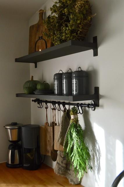 Keuken plank landelijke stijl