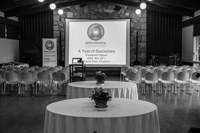 ACNW 50th Anniversary Celebration - Nov 26 2017 - Centennial Lodge
