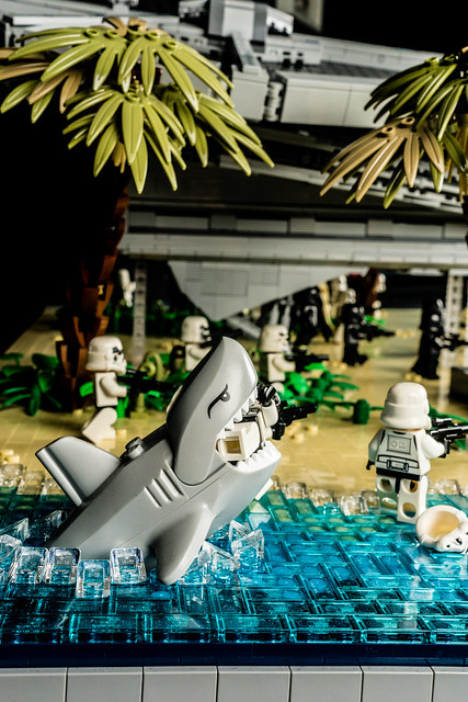 "Scarif - ""Deploy the Garrison!"""