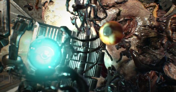 Resident Evil 7 End of Zoe - Jack's Demise