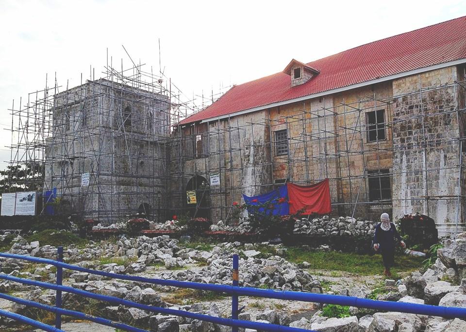 bohol-ruins