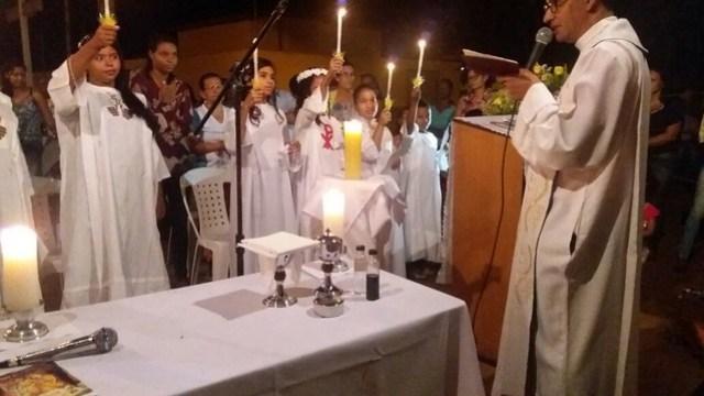 1ª Eucaristia Com. Nossa Senhora de Fátima
