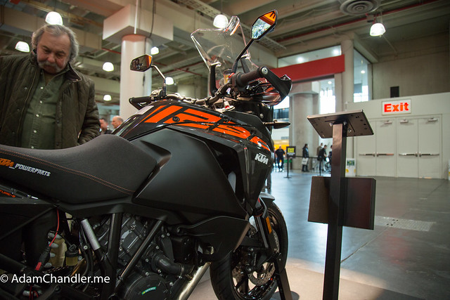 Progressive International Motorcycle Show (IMS 2017) New York