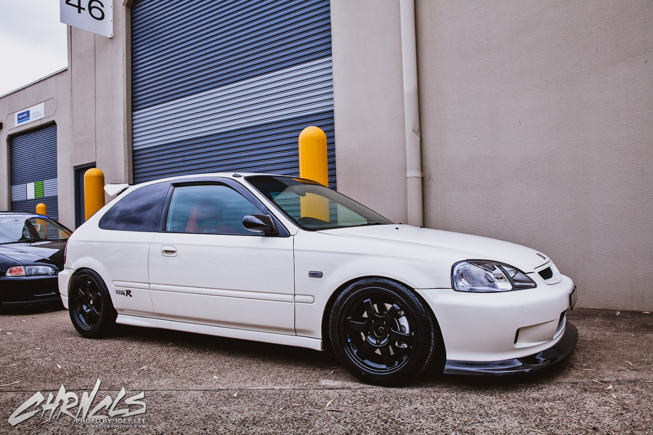 Integra Silver Type Wing R