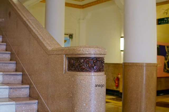 高雄市立歴史博物館 階段