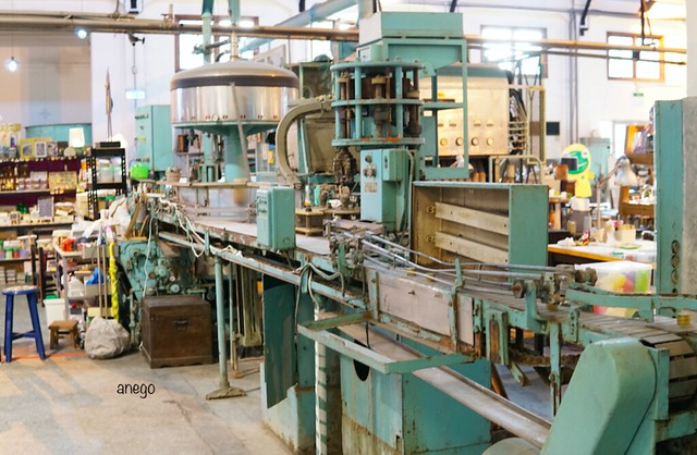 嘉義文化創意產業園區 機械