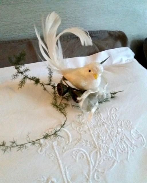 Vogeltje kerst