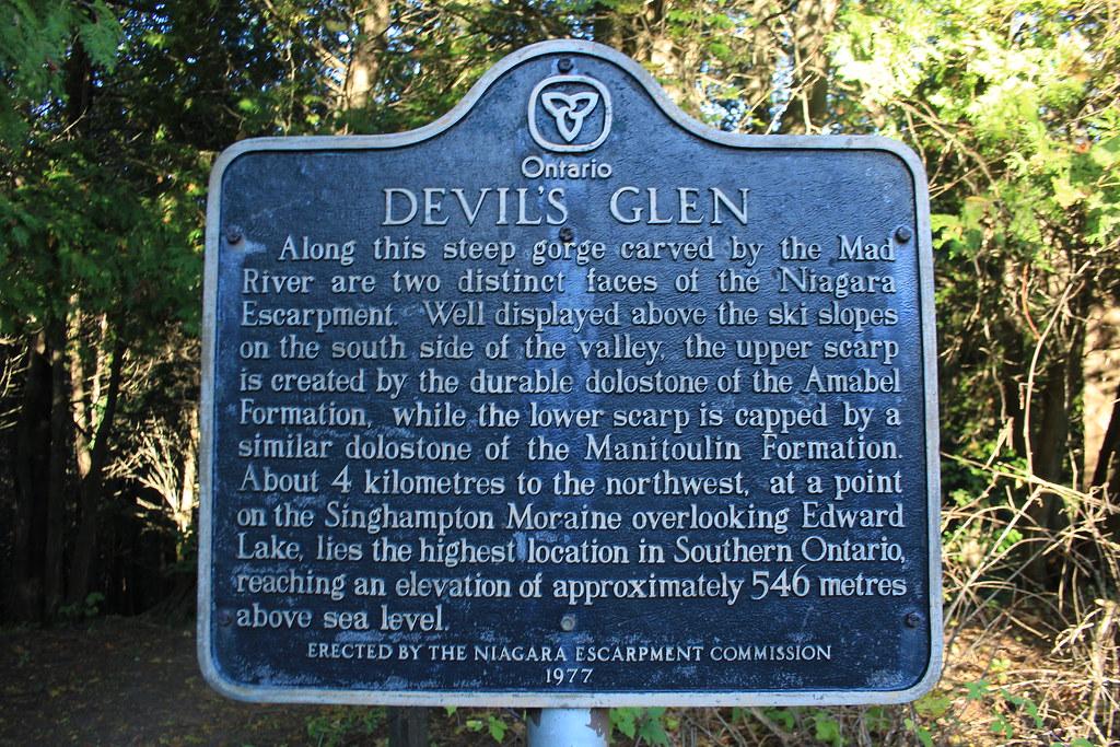 Devil's Glen Provincial Park