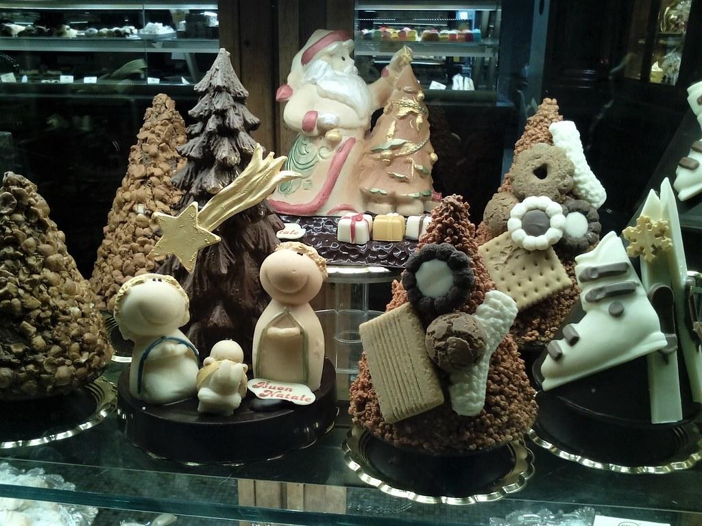 Italy Christmas Deserts