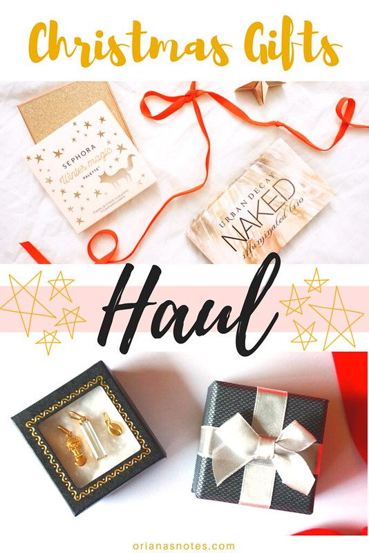 Christmas haul