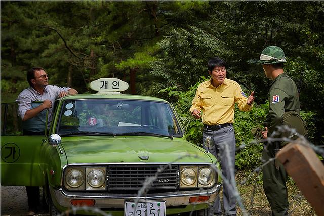 A Taxi Driver Still 2