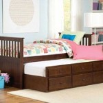 Why Twin Bed with Trundle Is Perfect Option for Your Kid Bedroom.