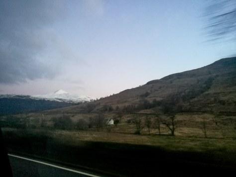 Glasgow to Inverary