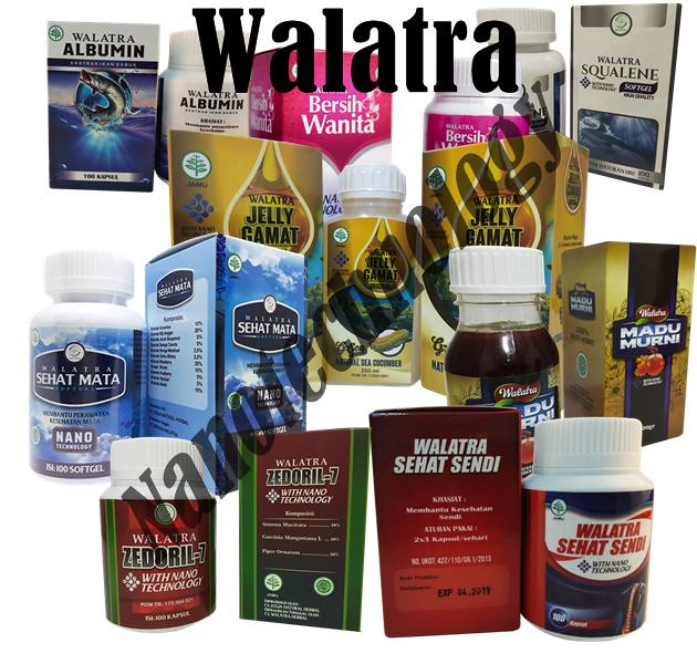 Daftar Obat Walatra