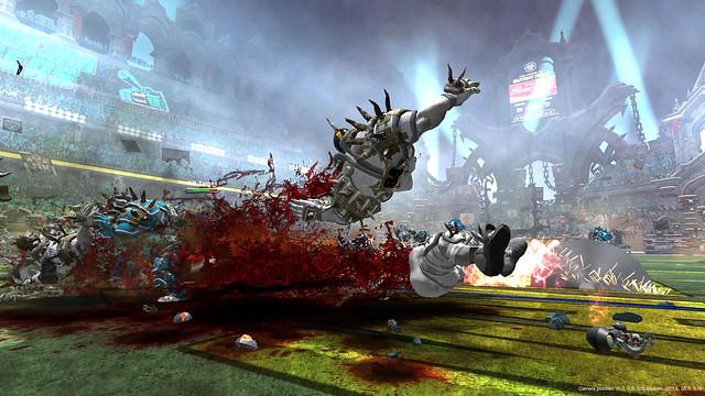Mutant Football League - Exploding Bodies