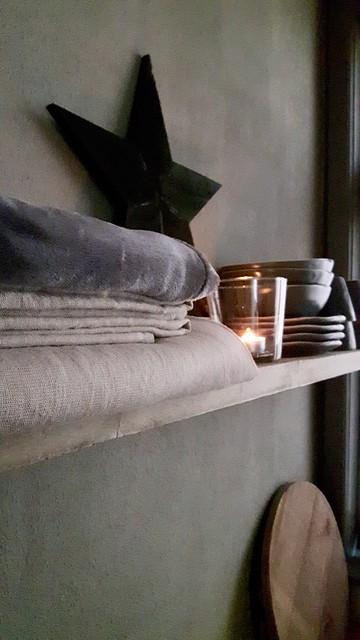 Planken linnen doeken Broste Copenhagen