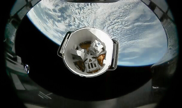 CRS-13 Mission