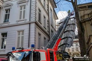Unwetter Wiesbaden 03.01.18