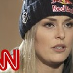 Lindsey Vonn: I won't be representing Trump at Olympics.