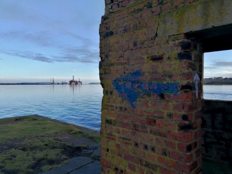 Invergordon to Alnes