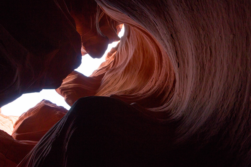 12.30. Antelope Canyon X