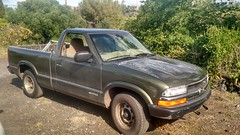 2001 Chevy S10