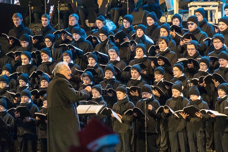Roderich Kreile und der Dresdner Kreuzchor