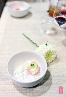 7th Course: Chrysanthemum