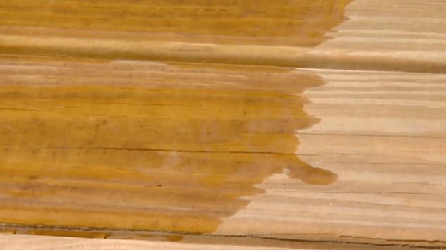 perawatan kayu