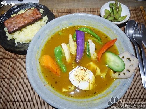 樂咖沖繩湯咖哩