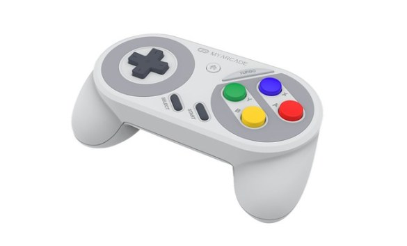 My Arcade Super Gamepad - Screenshot 2