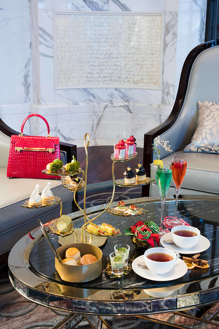 KWANPEN X The Ritz-Carlton Bar & Lounge Afternoon Tea