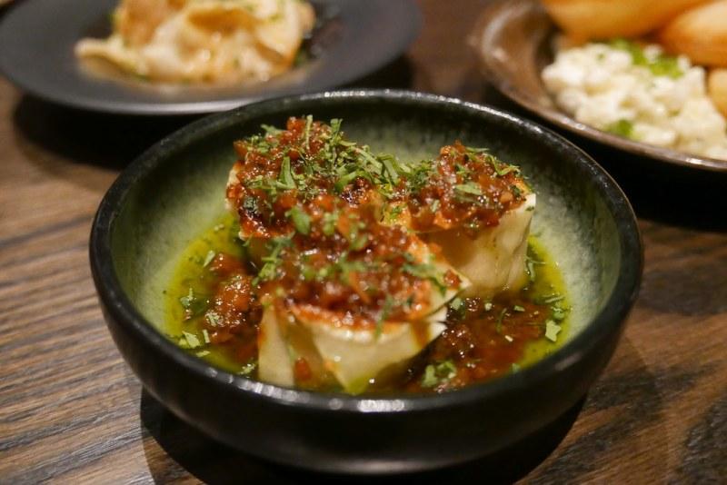 Shrimp and Pork Dumplings (sample)