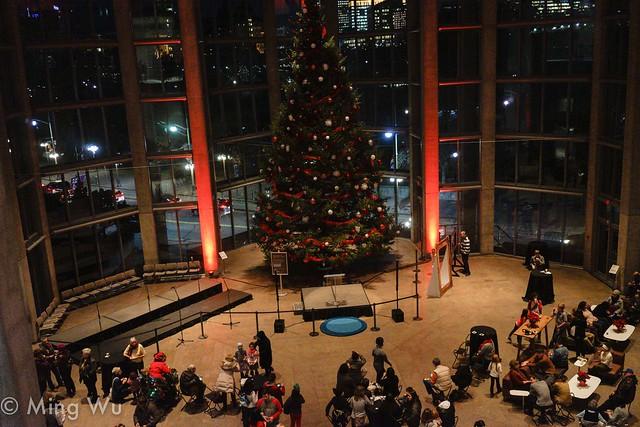 Christmas Tree Lighting 2017 @ National Gallery of Canada