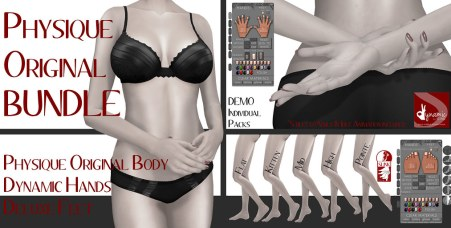 Slink - Physique Original Bundle