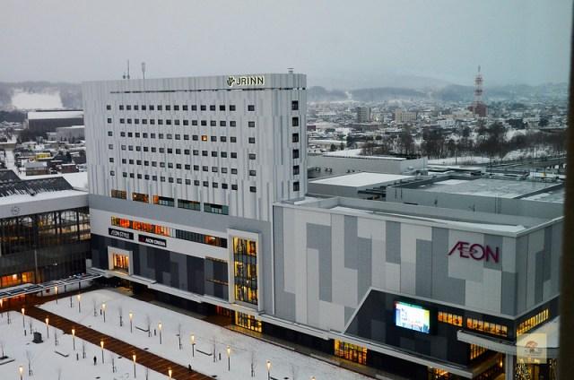 Route Inn飯店旭川站前-30