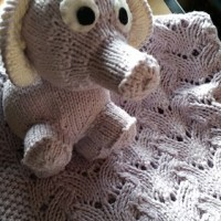 Lace and Cables and Elephants