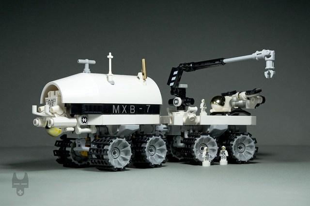 Heim Industries MXB (Mobile Exploration Base)