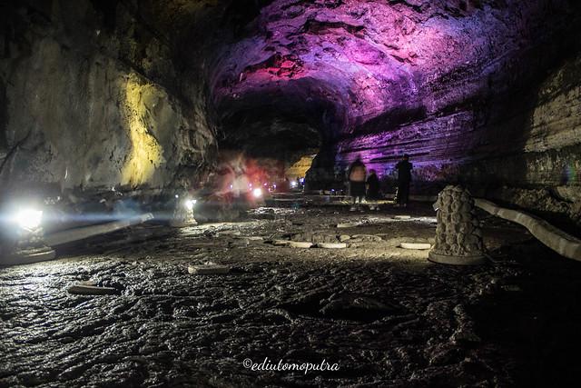 Manjanggul cave (만장굴)